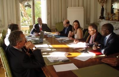Comité de suivi du Forum des élus francophones du Mouvement sportif (Monaco, 2008)