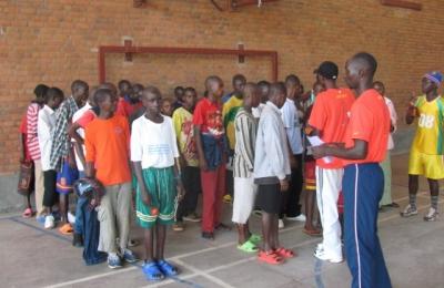 Jeunesse, Sport et Paix