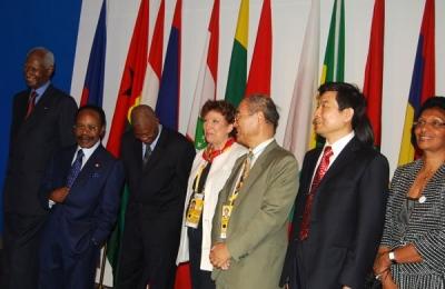 Evènement francophone organisé aux JO de Pékin