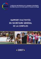 Rapport-2007