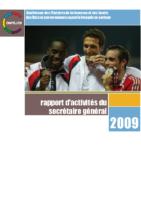 rapport-2009