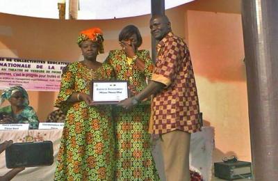Valorisation de l'expertise féminine: nomination de Mme Aminata DIOUF (GTCF)
