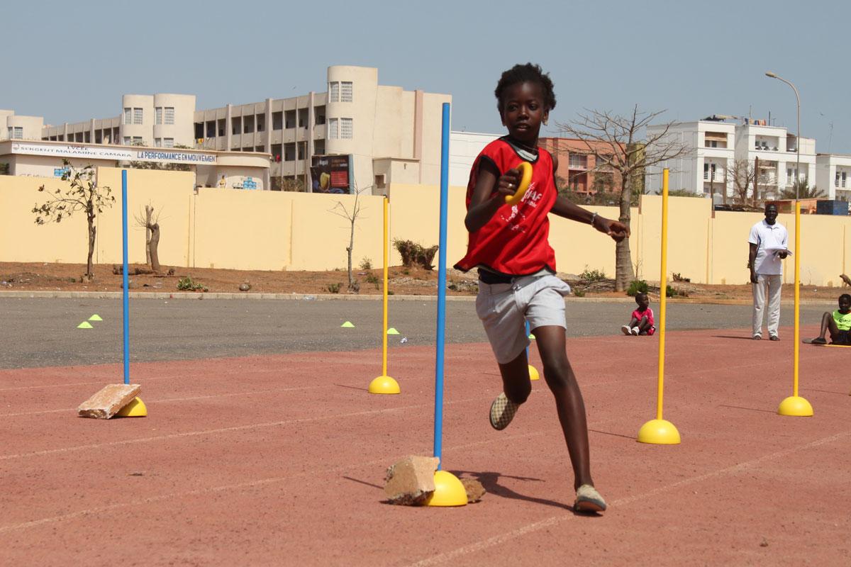 Kids' Athletics