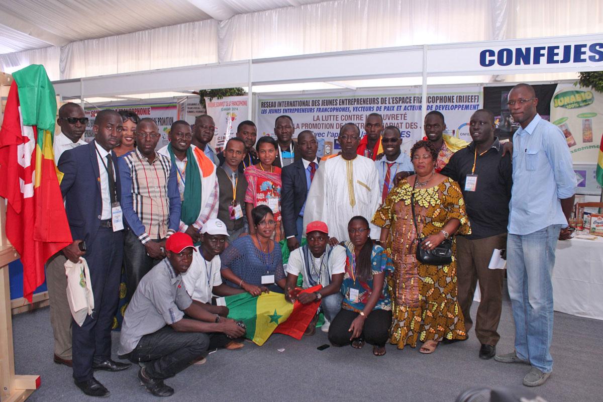 Salon des Jeunes Entrepreneurs