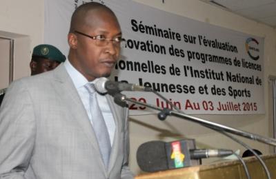 Universitarisation des programmes de formation des cadresà l'INJS de Bamako