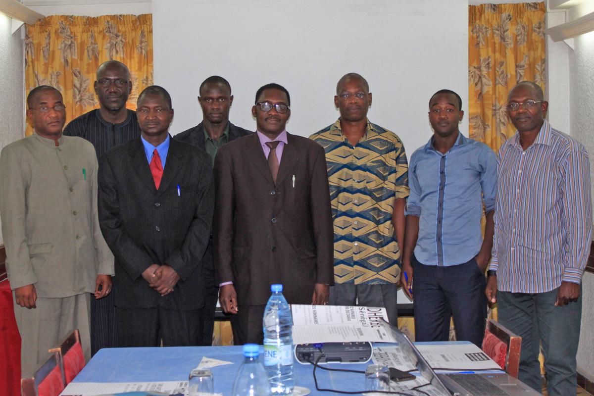 Universitarisation des programmes: l'INJS/C de Niamey vers le Master en STA et STAPS