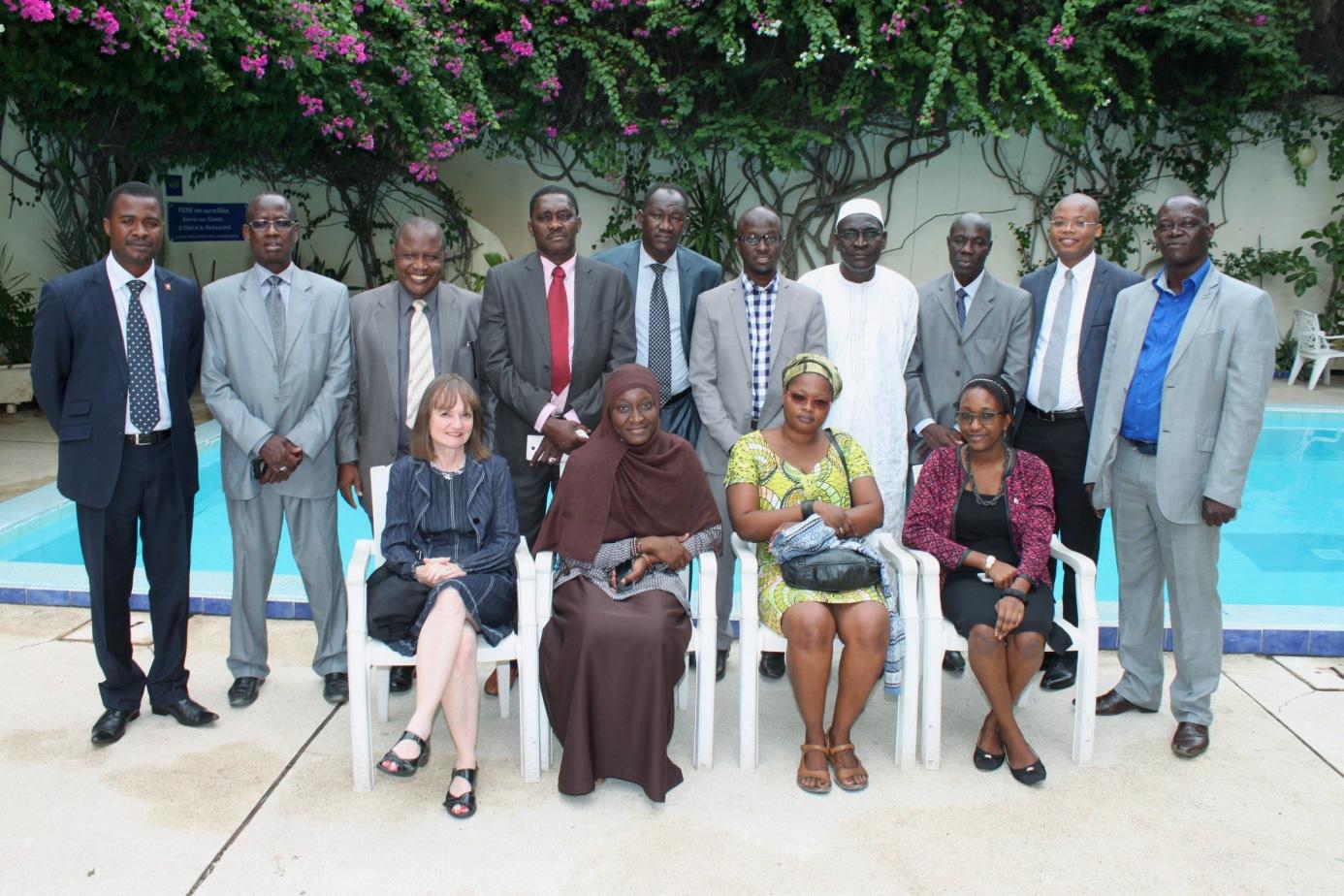 Réunion sur la révision du Guide du Programme de Promotion de l'Entreprenariat Jeunesse (PPEJ)