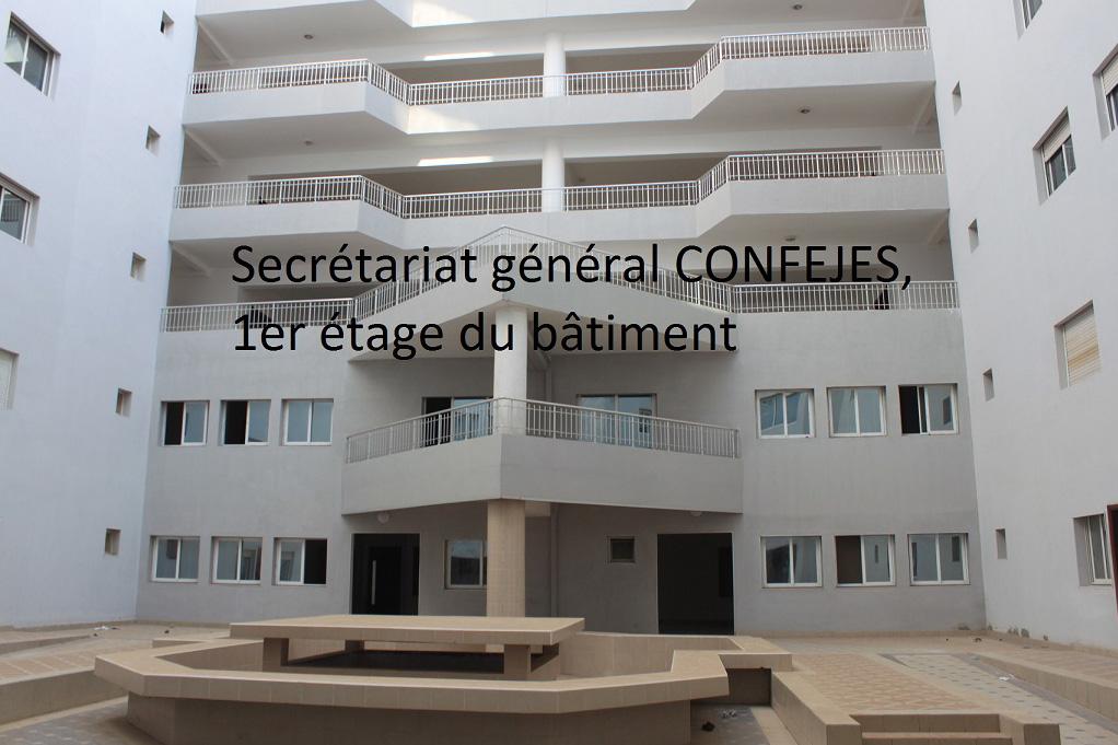 Le Sénégal met à la disposition de la CONFEJES de nouveaux locaux comme siège de l'institution