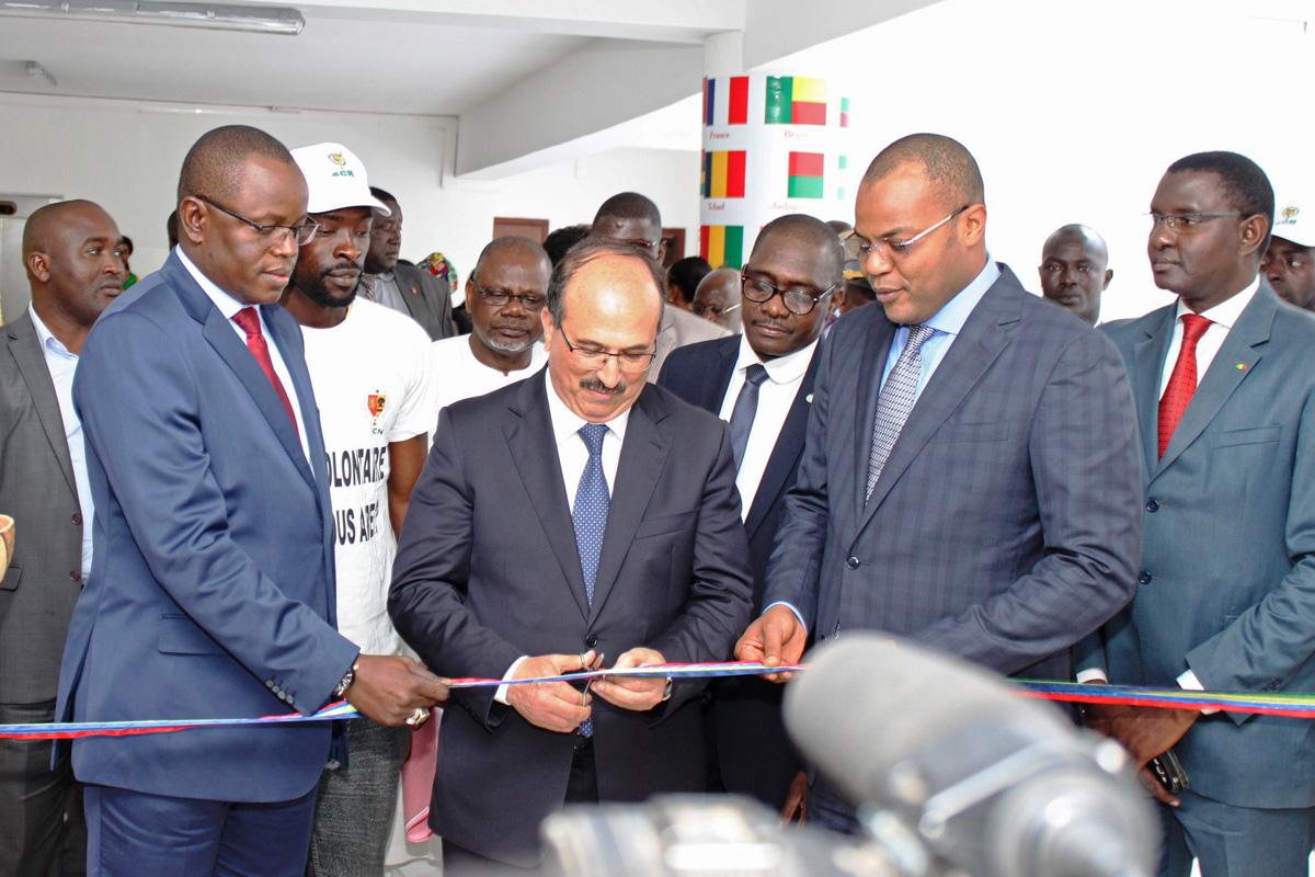 Inauguration du nouveau siège: la CONFEJES rend hommage au Sénégal