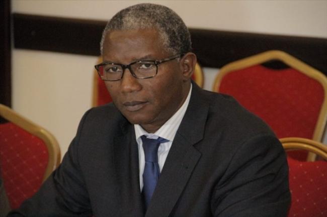 Entretien au Press Club de France avec Mahaman Lawan Sériba Directeur du Comité International des Jeux de la Francophonie (CIJF)