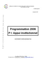 programmation-2006
