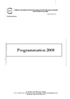 programmation-2008