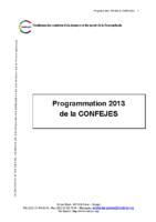 programmation-2013