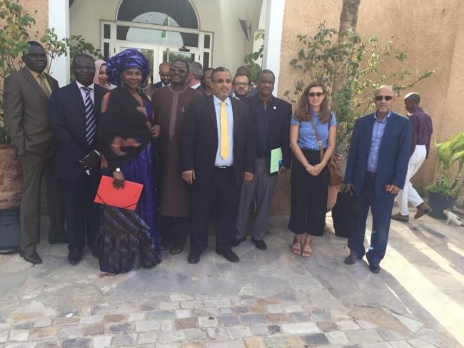 La CONFEJES participe à la réunion sur le lancement du processus d'élaboration de la Stratégie Intégrée de la Jeunesse du G5 Sahel