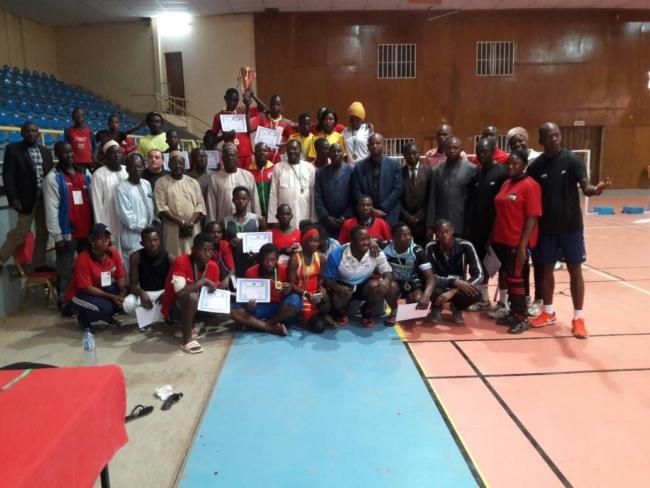 CLUB CONFEJES BADMINTON A NIAMEY (NIGER)