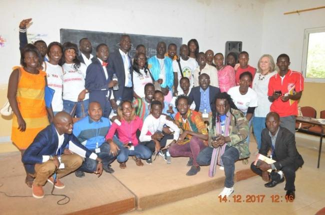 Formation de formateurs et organisation d'une session de sensibilisation en matière de lutte contre les conduites addictives en Guinée-Bissau