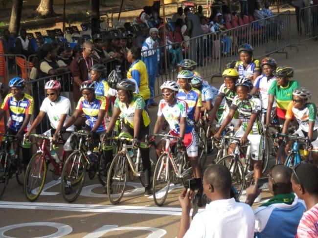 La CONFEJES à la 31ème édition du tour cycliste du FASO